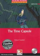 THE TIME CAPSULE WITH AUDIO CD & ONLINE ACTIVITIES HELBLING E-ZONE - LEVEL STARTER/CEFR A1/A2