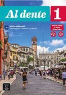 AL DENTE 1 - A1 LIBRO DELLO STUDENTE + ESERCIZI + CD + DVD