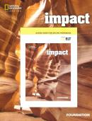 IMPACT FOUNDATION STUDENT BOOK WITH ONLINE WORKBOOK PACKAGE AND PRINTED ACCESS CODE - AMERICAN