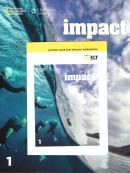 IMPACT 1 STUDENT BOOK WITH ONLINE WORKBOOK PACKAGE AND PRINTED ACCESS CODE - AMERICAN
