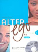 ALTER EGO LIVRE DE L´ELEVE 4 + CD