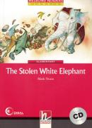 STOLEN WHITE ELEPHANT, THE WITH CD - ELEMENTARY