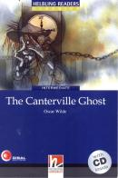 CANTERVILLE GHOST, THE - WITH CD - INTERMEDIATE