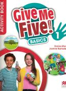 GIVE ME FIVE! 1 PUPIL´S BOOK PACK WITH ACTIVITY BOOK BASICS