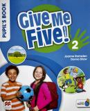 GIVE ME FIVE! 2 PUPIL´S BOOK PACK WITH ACTIVITY BOOK