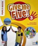 GIVE ME FIVE! 3 PUPIL´S BOOK PACK WITH ACTIVITY BOOK