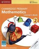 CAMBRIDGE PRIMARY MATHEMATICS LEARNER´S BOOK STAGE 2