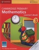 CAMBRIDGE PRIMARY MATHEMATICS STAGE 3 - LEARNS BOOK