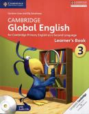 CAMBRIDGE GLOBAL ENGLISH STAGE 3 - LEARNER´S BOOK WITH AUDIO CDS (2)