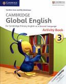 CAMBRIDGE GLOBAL ENGLISH STAGE 3 - ACTIVITY BOOK