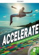 ACCELERATE LEVEL 2 - STUDENT BOOK AND EXAM WORKBOOK BRAZIL