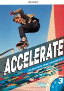 ACCELERATE LEVEL 3 - STUDENT BOOK AND EXAM WORKBOOK BRAZIL