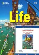 LIFE PRE-INTERMEDIATE - STUDENT BOOK + WEBAPP + LETT COM ONLINE WB BUNDLE - 2ND ED