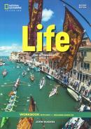 LIFE PRE-INTERMEDIATE - WORKBOOK WITH KEY + AUDIO CD - 2ND ED