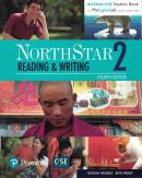 NORTHSTAR 2 READING & WRITING - STUDENT BOOK WITH INTERACTIVE STUDENT BOOK ACCESS CODE AND MYENGLISHLAB - 4TH EDITION
