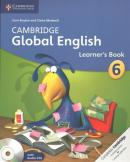 CAMBRIDGE GLOBAL ENGLISH STAGE 6 - LEARNER´S BOOK WITH AUDIO CD