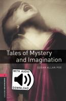 TALES OF MYSTERY AND IMAGINATION - LEVEL 3 - WITH AUDIO PACK - 3RD ED