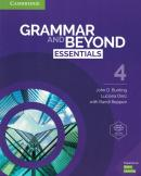 GRAMMAR AND BEYOND ESSENTIALS SB WITH ONLINE WB - LEVEL 4