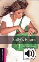 SALLYS PHONE WITH MP3 PK - STARTER - 3RD ED