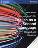 CAMBRIDGE IGCSE ENGLISH AS A SECOND LANGUAGE COURSEBOOK -5TH EDITION