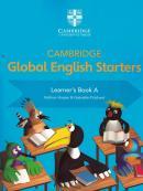 CAMBRIDGE GLOBAL ENGLISH STARTERS - LEARNERS BOOK A