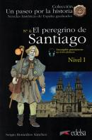 PEREGRINO DE SANTIAGO, EL + CD AUDIO - 2ª ED