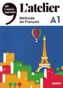 L´ATELIER A1 LIVRE DE L´ELEVE AVEC DVD-ROM