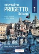 NUOVISSIMO PROGETTO ITALIANO 1 - CORSO DI LINGUA E CIVILTA ITALIANA - LIBRO DELLO STUDENTE + DVD