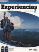 EXPERIENCIAS INTERNACIONAL 2 LIBRO DEL ALUMNO + AUDIO DESCARGABLE