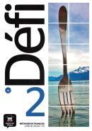DEFI 2 - LIVRE DE L´ELEVE + CD A2