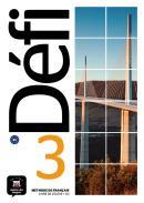 DEFI 3 - LIVRE DE L´ELEVE + CD B1