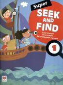 SUPER SEEK AND FIND 1 SB AND DIGITAL PACK - 2ND ED