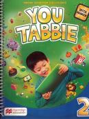 YOU TABBIE 2 SB WITH DIGIBOOK + CD - 1ST ED