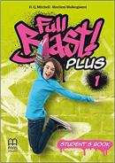 FULL BLAST PLUS! 1 STUDENTS BOOK - BRITISH