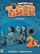 AMERICAN TIGER 2 ACTIVITY BOOK