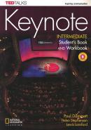 KEYNOTE INTERMEDIATE COMBO SPLIT B - STUDENT´S BOOK AND WORKBOOK + DVD-ROM - BRITISH - 1ST ED