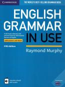 ENGLISH GRAMMAR IN USE BOOK WITH ANSWERS & INTERACTIVE E-BOOK - 5TH ED.