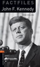 OXFORD BOOKWORMS LIBRARY FACTFILES LEVEL 2 - JOHN F. KENNEDY AUDIO MP3 PACK - 3RD ED