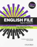 ENGLISH FILE BEGINNER MULTIPACK A STUDENT´S BOOK WITH ONLINE PRACTICE - 3RD ED.