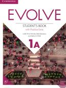 EVOLVE 1A - STUDENTS BOOK WITH PRACTICE EXTRA