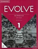 EVOLVE 1 - WORKBOOK WITH AUDIO