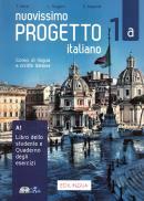 NUOVISSIMO PROGETTO ITALIANO 1A - LIBRO DELLO STUDENTE + QUADERNO ESERCIZI + DVD + CD