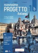 NUOVISSIMO PROGETTO ITALIANO 1B - LIBRO DELLO STUDENTE + QUADERNO ESERCIZI + DVD + CD