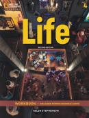 LIFE 4 WB WITH AUDIO - AMERICAN - 2ND ED.