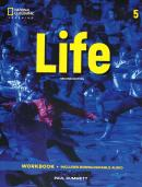 LIFE 5 WB WITH AUDIO - AMERICAN - 2ND ED.