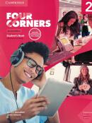 FOUR CORNERS 2 STUDENT´S BOOK WITH ONLINE SELF-STUDY AND ONLINE WORKBOOK - 2ND ED