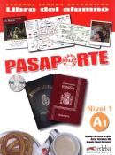 PASAPORTE LIBRO DEL ALUMNO A1  INCLUYE CD-AUDIO