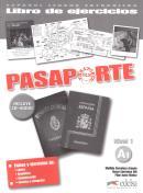 PASAPORTE LIBRO DE EJERCICIOS A1  INCLUYE CD-AUDIO