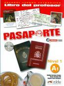 PASAPORTE LIBRO DEL PROFESOR A1 + CD AUDIO