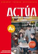 ACTUA A2 - ACTIVIDADES Y EJERCICIOS DE REFUERZO + CD-AUDIO